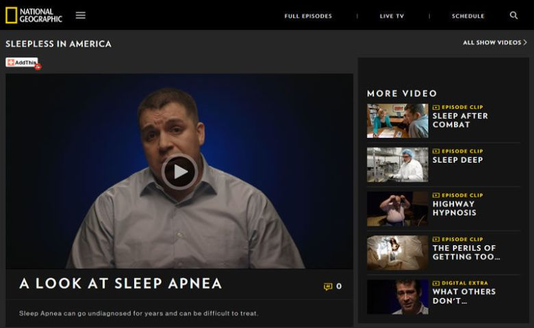 A Look at Sleep Apnea