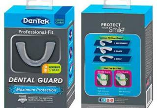dentek mouth guard reviews