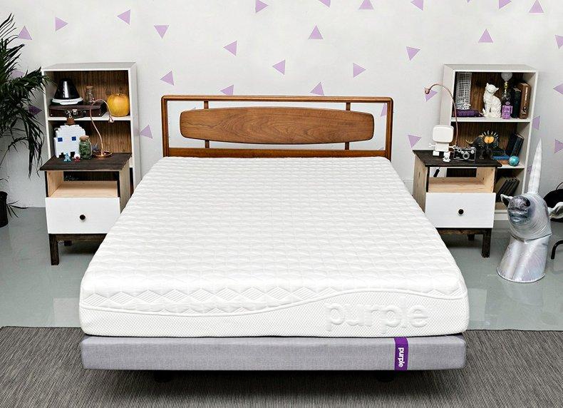 Best Purple Mattress for heavy people