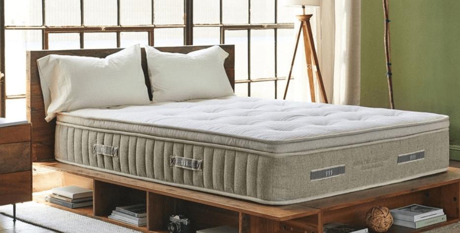 Cedar Eco friendly Sleeping cool features mattress