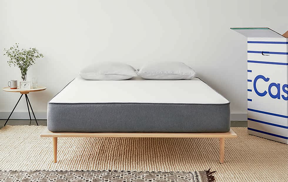 Casper Memory foam pressure relief Mattress