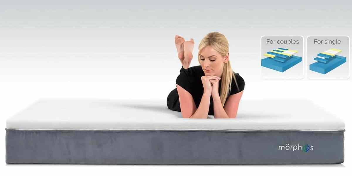 Morphiis Adjustable firmness levels Mattress