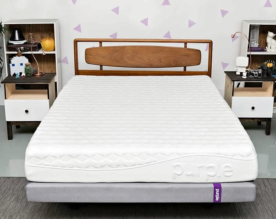 Purple Pressure point relief mattress