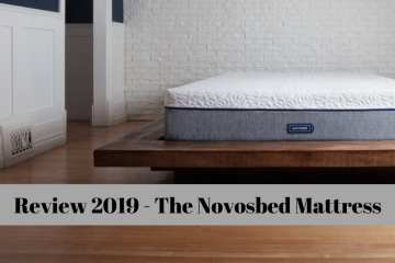 The Novosbed Mattress Review