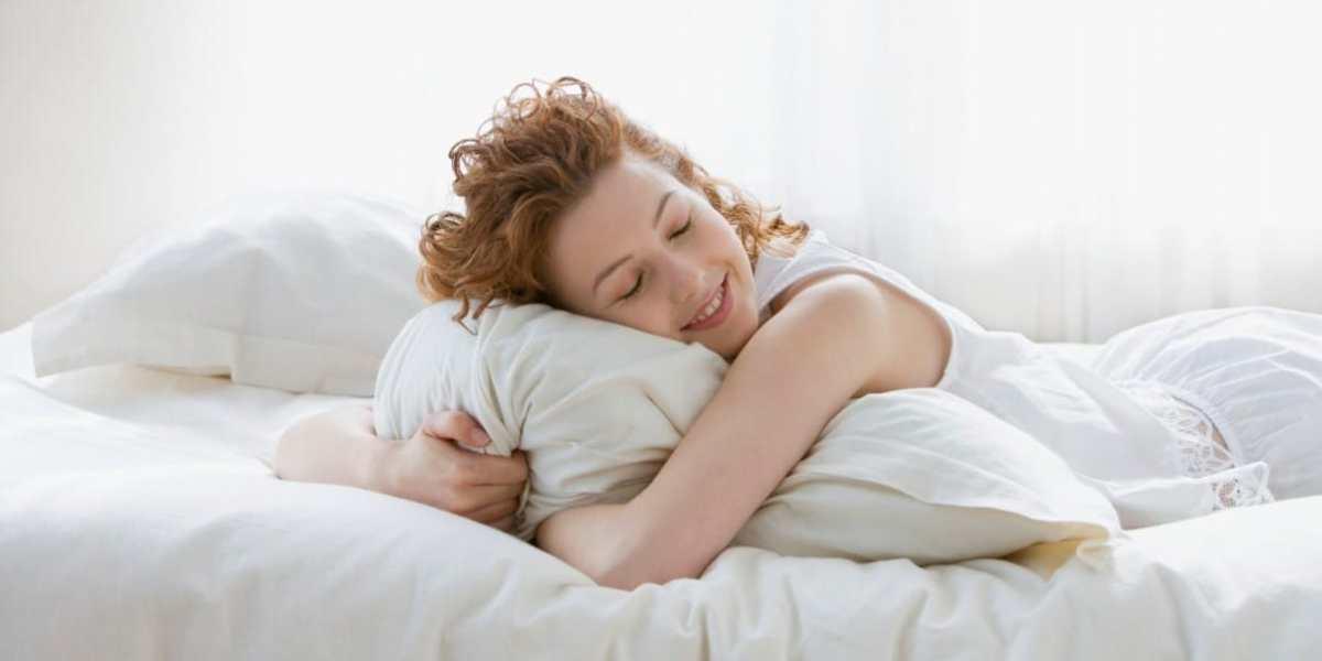 sleep better with a comfortable mattress