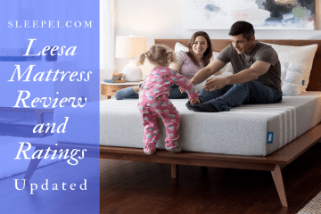 LEESA MATTRESS REVIEW AND RATING