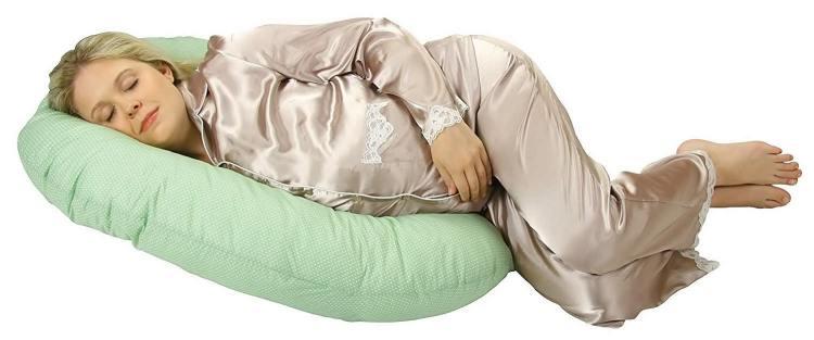 Leachco Snoogle Mini Pregnancy Pillow