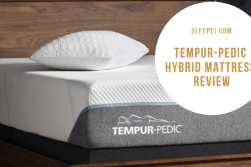 Tempur-Pedic Hybrid Mattress Review 2018 : Pros & Cons