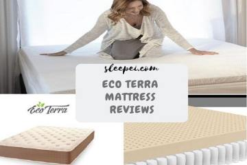 Eco-Terra Luxury Natural Latex Mattress | 100% pure natural latex!