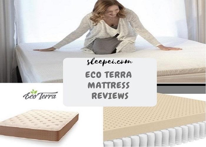 Eco-Terra Luxury Natural Latex Mattress | 100% pure natural latex!