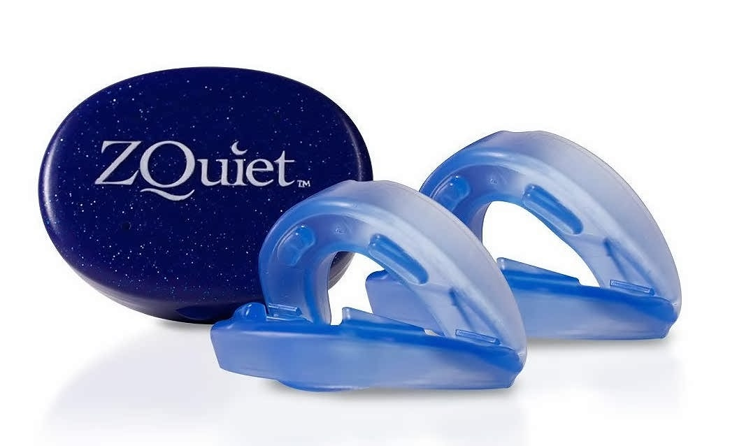Sleeping Well LLC ZQuiet Anti-Snoring Mouthpiece