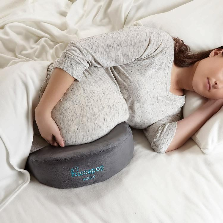 hiccapop Pregnancy Memory Foam Maternity Pillow
