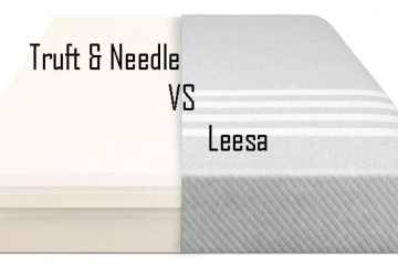 Leesa vs. Tuft & Needle