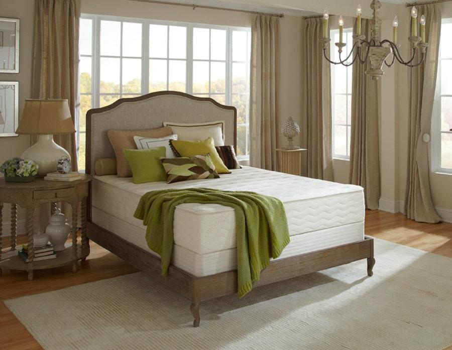 Plushbeds Botanical Bliss durable mattress