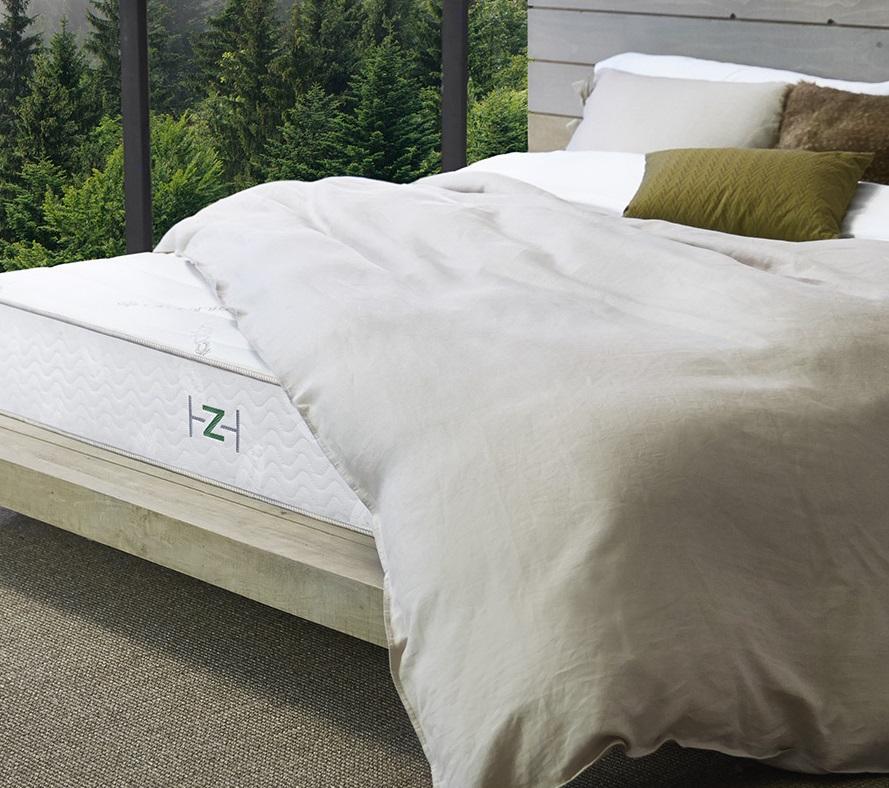 Zenhaven Sleeping Cool hypoallergic mattress