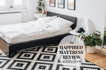 HAPPIBED MATTRESS REVIEW
