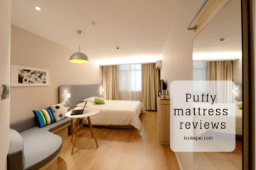puffy mattress reviews