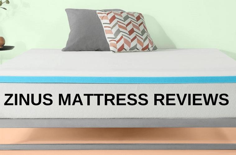 Zinus Mattress Reviews Title