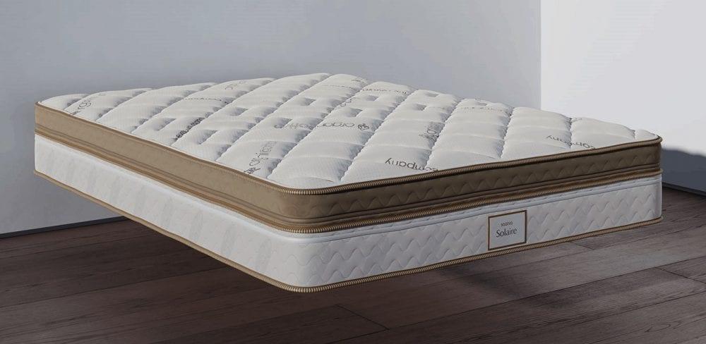 saatva solaire mattress review 2021