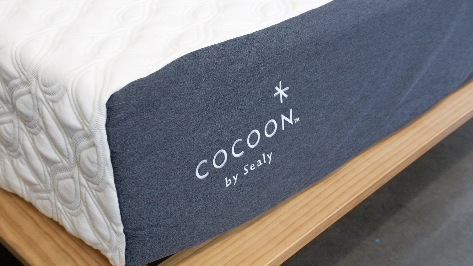 cocoon by sealy chill memory foam pillow