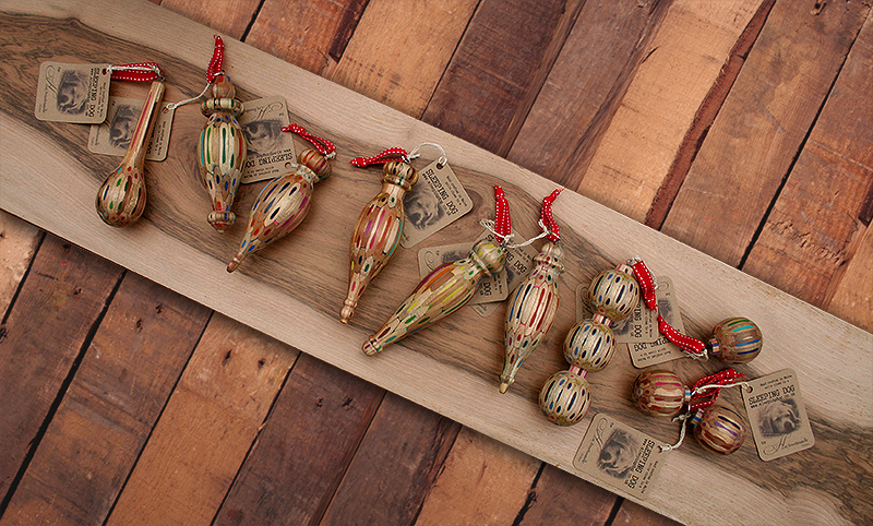 Pencil Baubles 2015 Collection