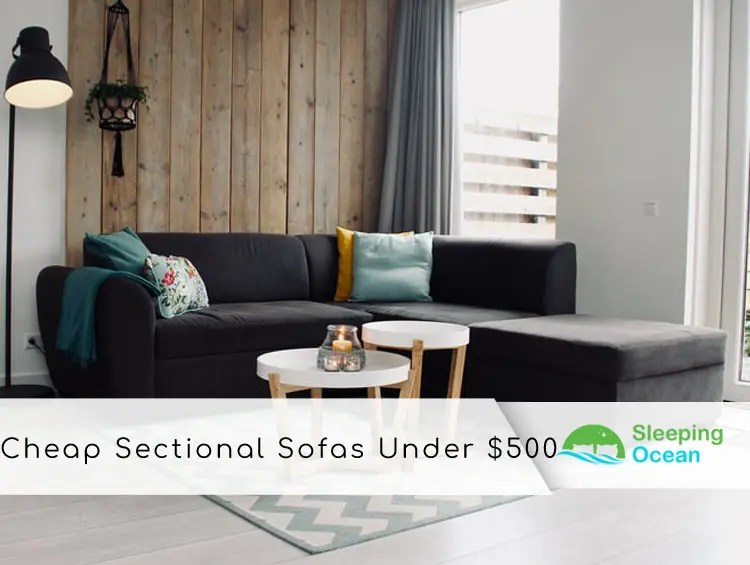 top 5 cheap sectional sofas under 500