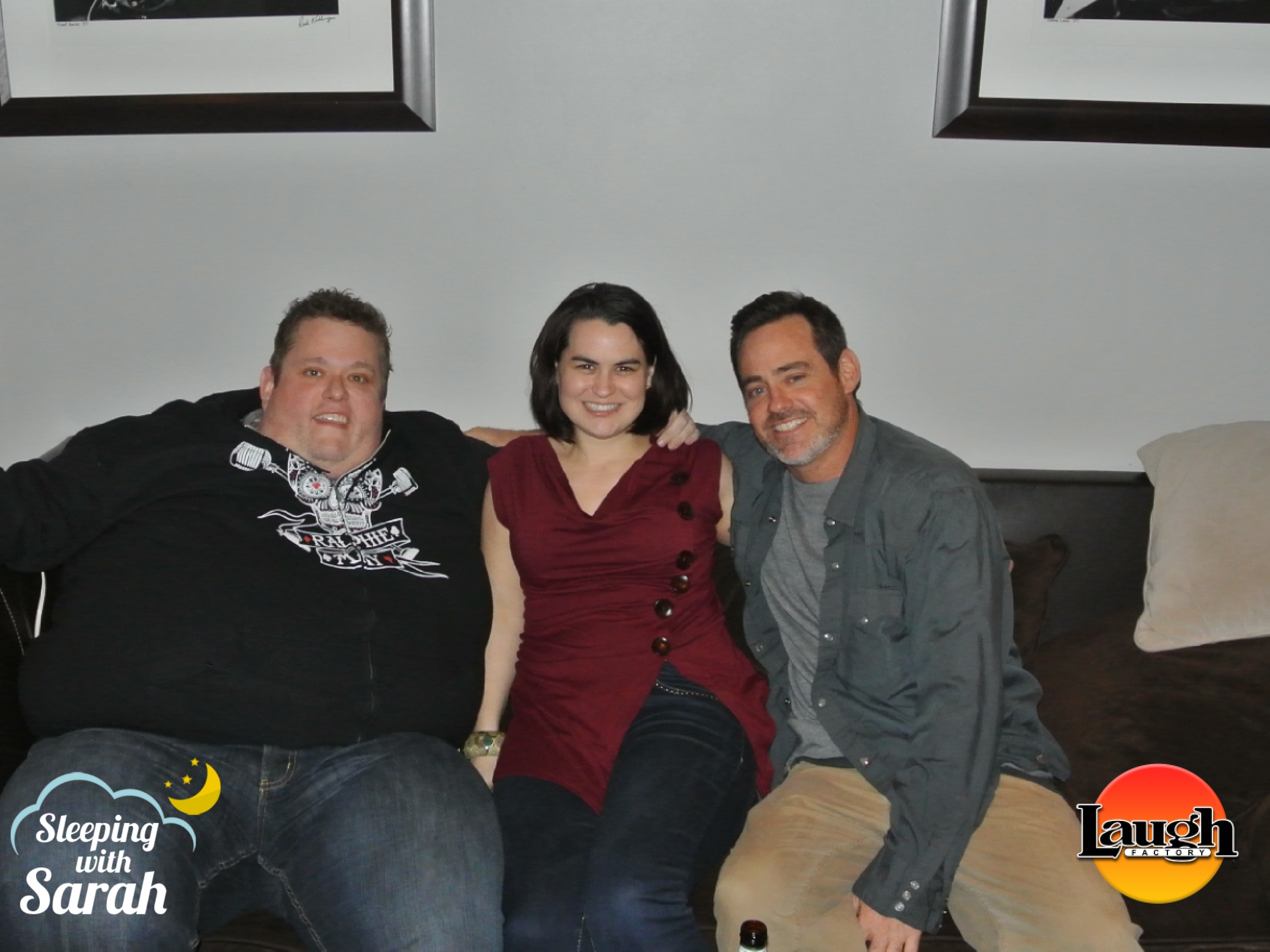 Ep 43: On Top of the Mountain with Ralphie May and Ricky Cruz