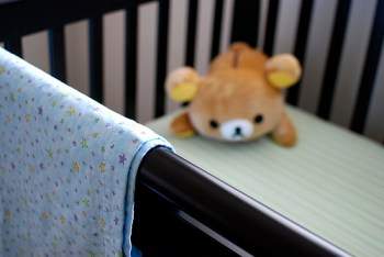 baby sleep tips nursery