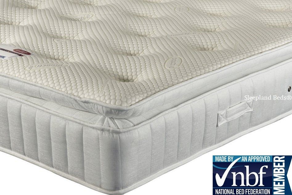 symbol pillowtop sleepzone mattress by