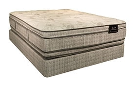 Hybrid Elite Monumental Euro Pillow Top Two-Sided Interspring Mattress