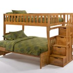 Night And Day Peppermint Stair Bunkbed Twin Double Sleepy Hollow Canada