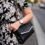 Look du jour : La robe fleurie