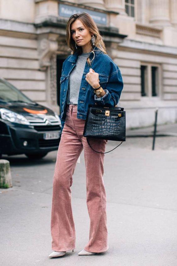 Comment porter le pantalon rose - Sleepy Kate