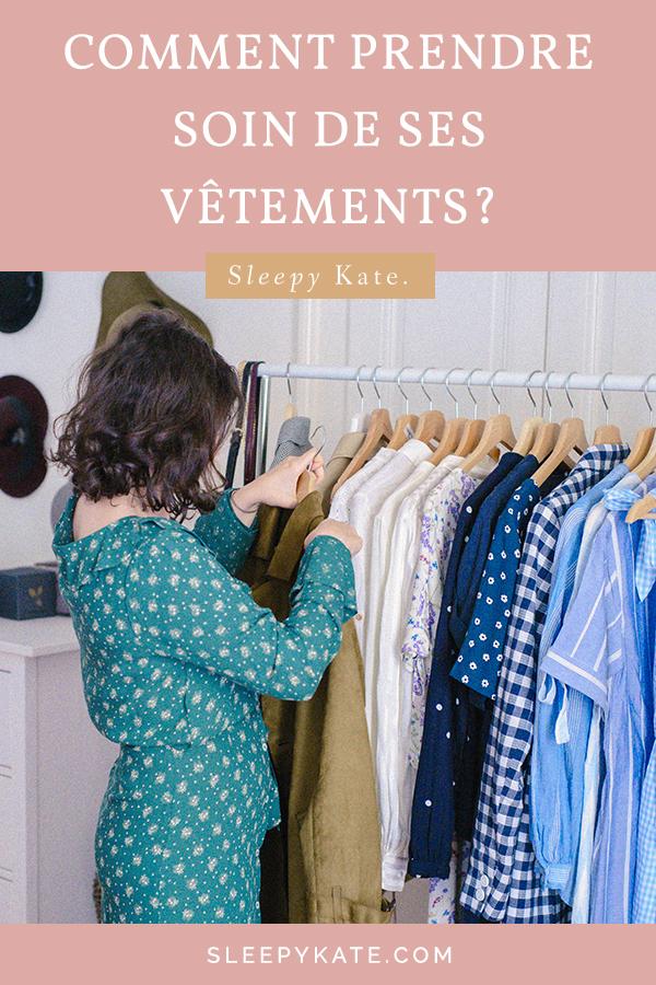 Je partage avec vous mes conseils pour prendre soin de vos vêtements afin qu'ils durent plus longtemps! C'est important d'apprendre à entretenir ses pièces afin d'avoir une garde robe efficace et avoir du style! Si vous voulez améliorer votre style vestimentaire, cet article est pour vous! #stylevestimentaire #mode