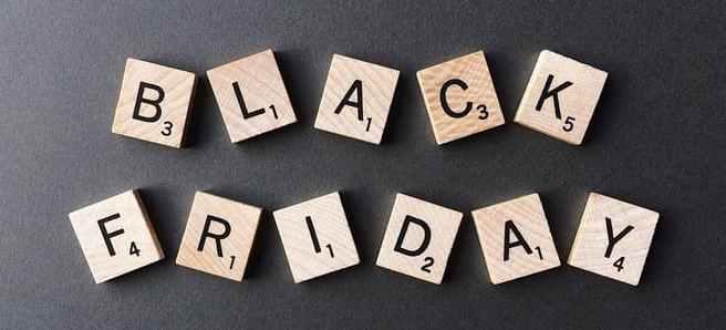 Black Friday Černý pátek