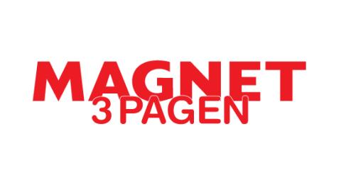Magnet 3 Pagen sleva