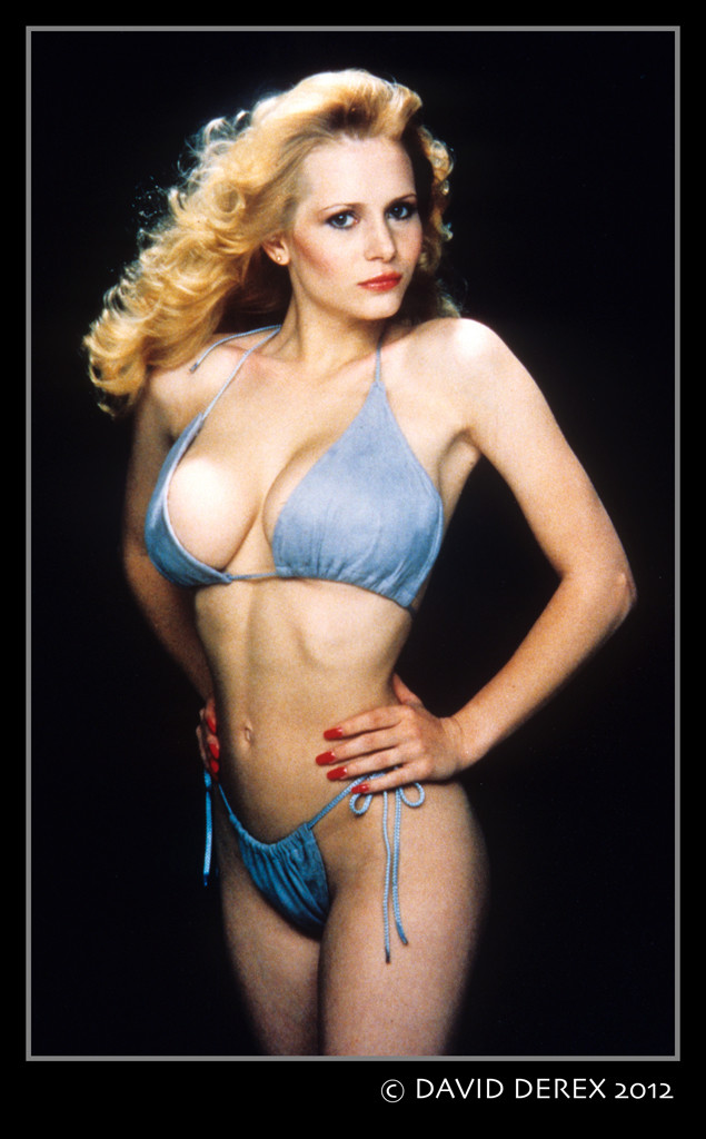 Kimberly McArthur Bikini Slickster Magazine