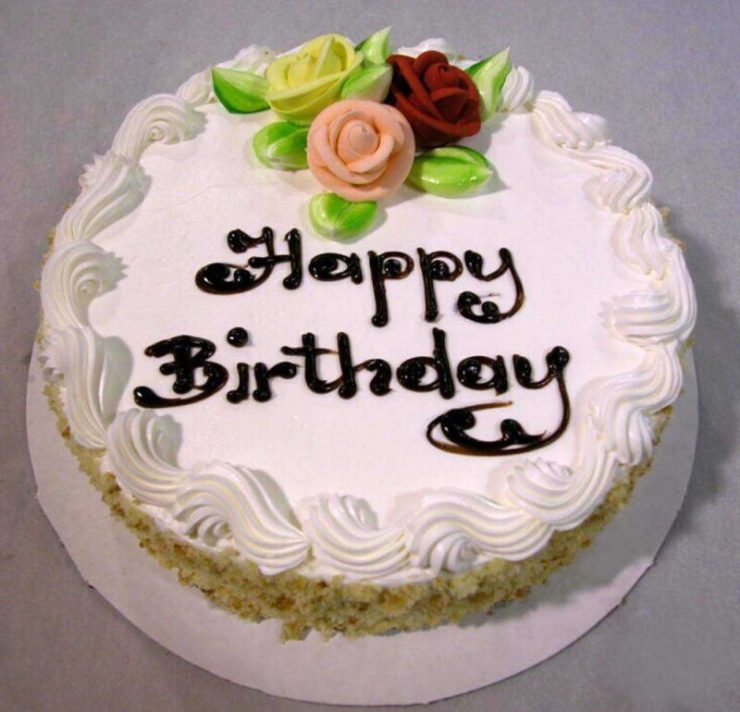how to make birthday cake d