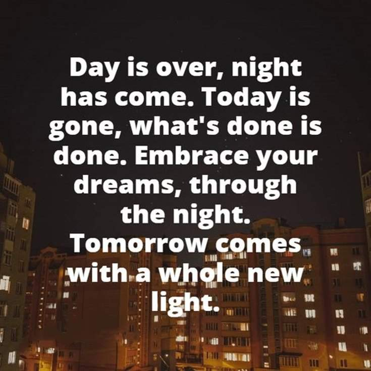 36 Good Night Quotes and Good Night Images 7