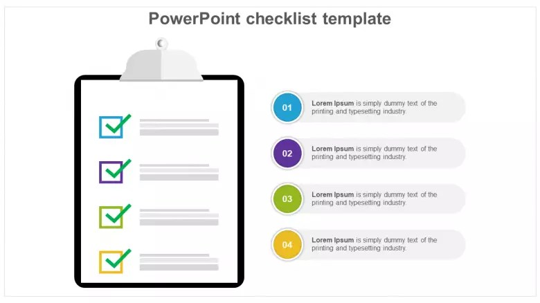 Give your newest employee the strongest start possible using our onboarding checklist and templates. Free Modern Rules Of Powerpoint Checklist Template