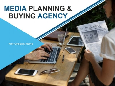 Media Planning And Buying Agency PowerPoint Presentation Complete     Media Planning And Buying Agency PowerPoint Presentation Complete Deck With  Slides   PowerPoint Templates