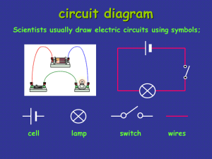 Electrical Circuits  Presentation Physics  SliderBase