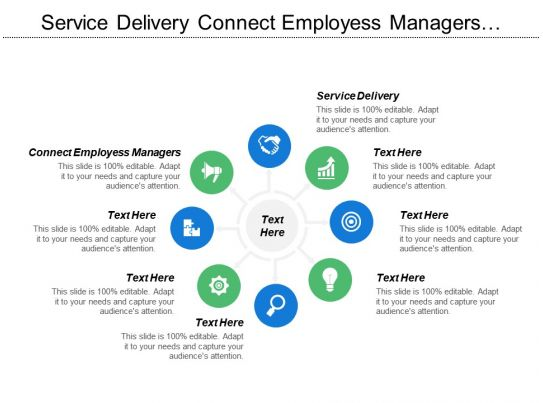 Service Delivery Connect Employs Managers Insufficient ...
