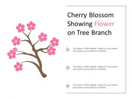 Tree Diagram Powerpoint Presentation Diagrams, Slides and