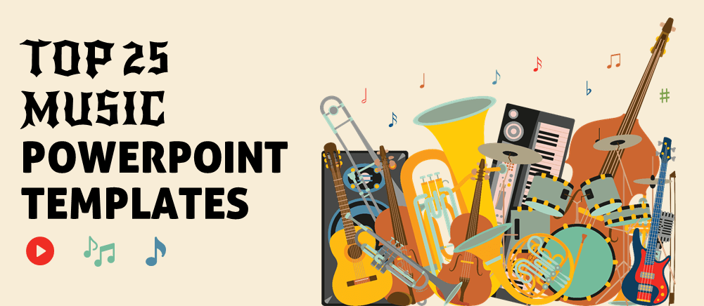 Having a hard time keeping up with your crazy schedule? Top 25 Music Powerpoint Templates To Uplift The Soul The Slideteam Blog