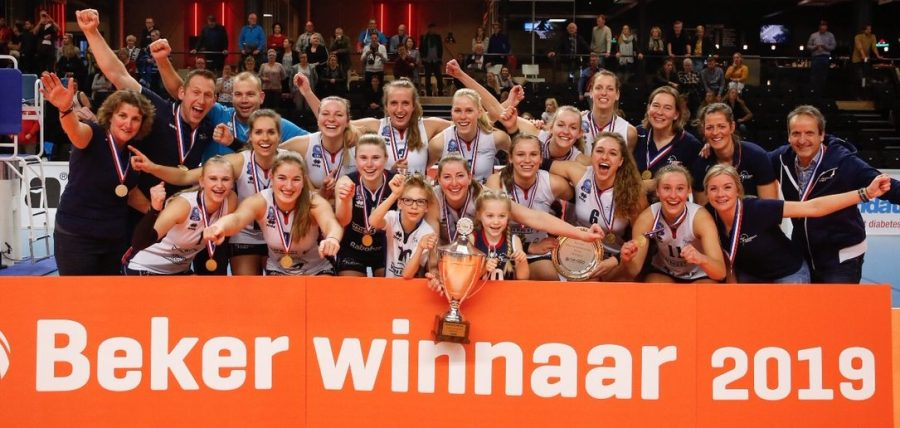 Dames 1: Nationale Beker