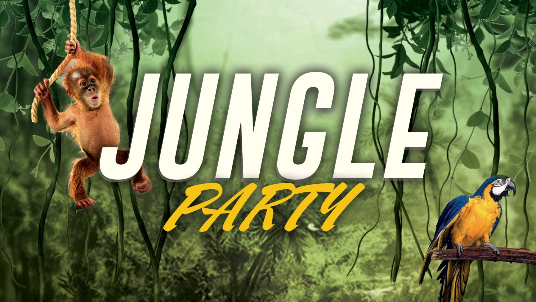 13 april… Jungle Fever in De Basis
