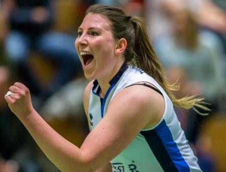 Lynn Thijssen terug bij Dames 1 Sliedrecht Sport