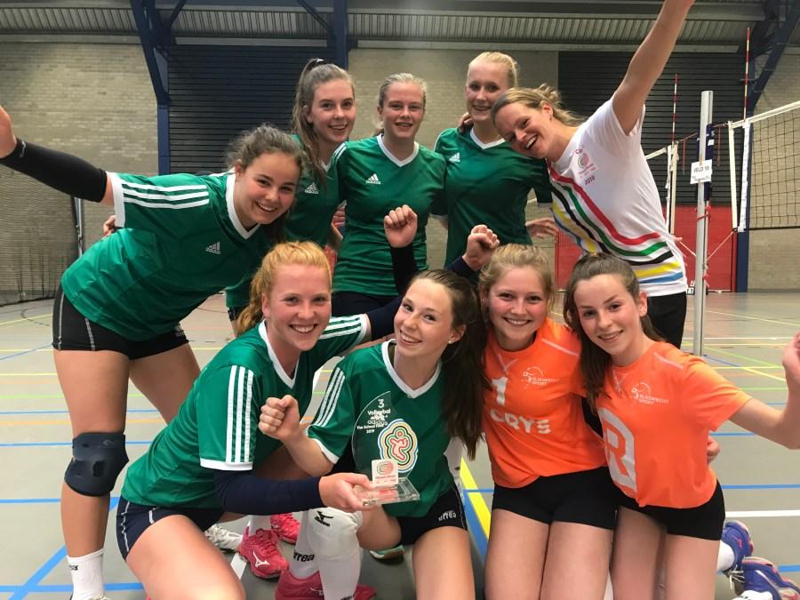 'Sliedrecht Sport' pakt brons op nationale kampioenschappen middelbare scholen