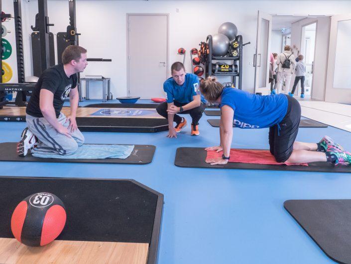 Fitness en fysio voor Sliedrecht Sport'ers bij Sport Medisch Centrum Sliedrecht